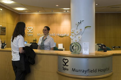 Spire Healthcare: appoints Merchant Marketing