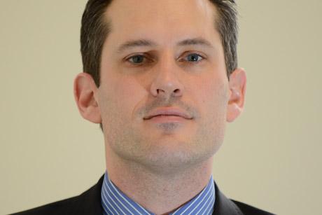 Christian Cubitt: Interim deputy spokesman for the Prime Minister
