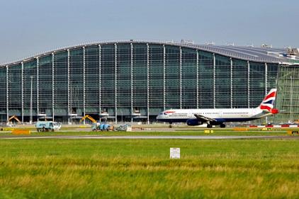 TV series: Heathrow Airport