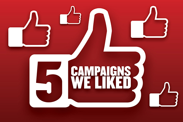 Five Campaigns We Liked in April: vote for your favourite