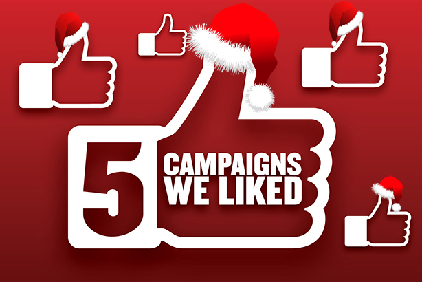 Five Christmas campaigns we liked in 2017: vote for your favourite