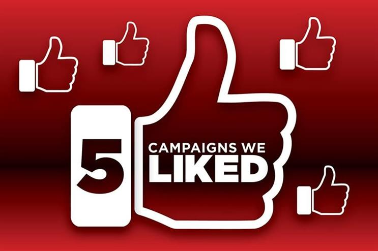 Five Campaigns We Liked in July
