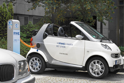 Kindred: to launch IET's car-charging points code of practice