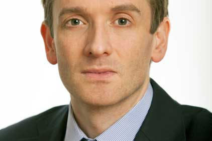 Ed Petter: group media relations director