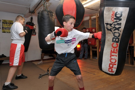 Sport England: supporting grassroots sport