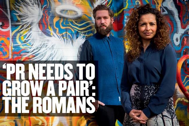Rise of The Romans: How agency went from launch to landing Spotify, Samsung and BrewDog