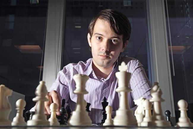 Flop of the Month: Turing Pharmaceuticals hikes price of life-saving drug