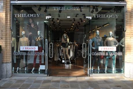 Expansion: Trilogy stores