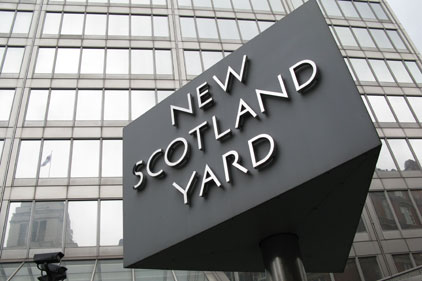 Met Police: links to the News of the World