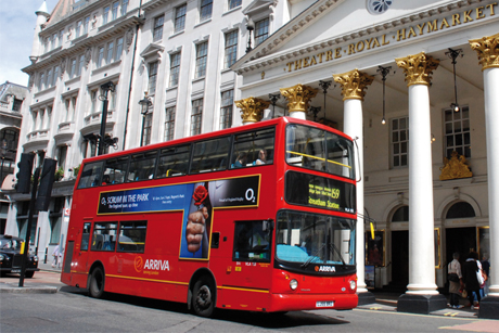Lobbying brief: Arriva Bus