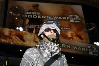 Activision success: World of Warfare game