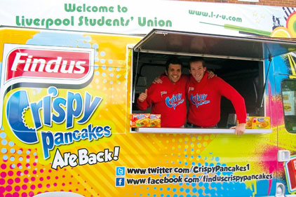 Voting - Finn Communications - Pancakes make Brits flip