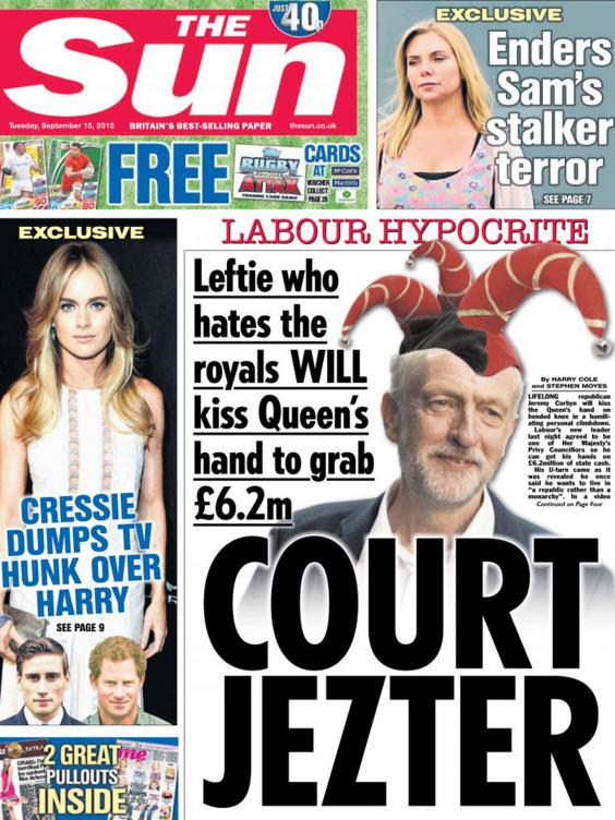 Action on newspapers: The Sun issues front page apology and The Telegraph to pay fine