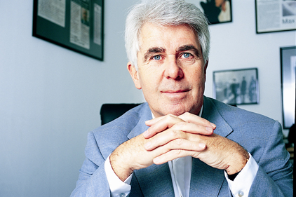 Max Clifford: One of the UK's highest profile PR practitioners