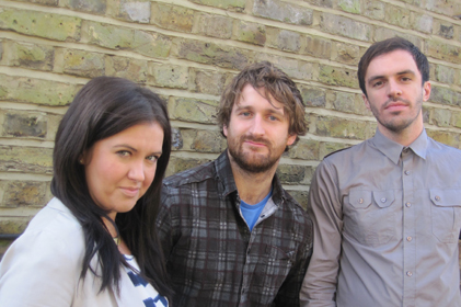 Inkling: Nicola Rutledge, Will Parkinson and David Proudlock