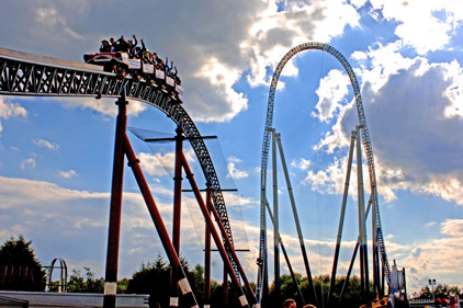 New comms support: Thorpe Park