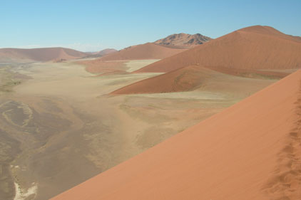 Chariot Oil: Namibia opperations