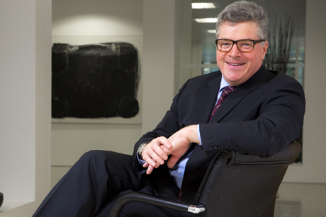 Beyond connections: Godson says of his team's approach to financial PR