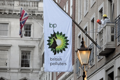 Disaster: BP has faced criticism