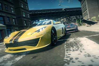Ridge Racer Unbounded: aims to appeal to new gamers
