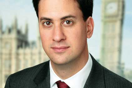 Ed Miliband: Occupy London protests are a 'wake-up call'