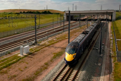 Controversial: plans for high speed rail link