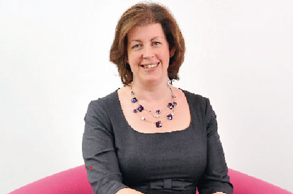 First lady of PR: Sally Costerton