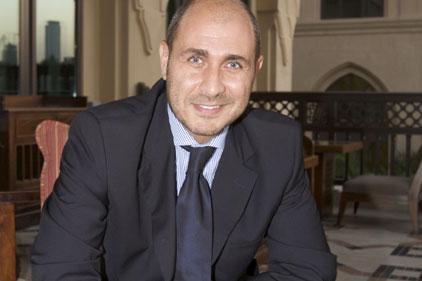 Ziad Hasbani, Weber Shandwick: When opportunity knocks