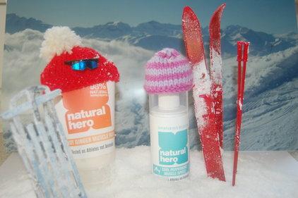 Natural Hero: non-medicinal wellbeing range