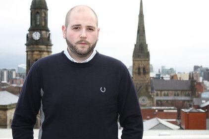 Graeme Anthony: heads up Manc Frank
