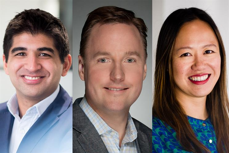 (L-R) Humza Vanderman, Ryan Toohey and Yim Wong have joined the multidisciplinary advisory firm as partners