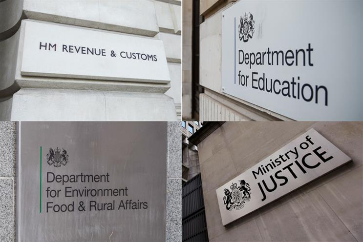 Whitehall comms departments are experiencing mixed fortunes