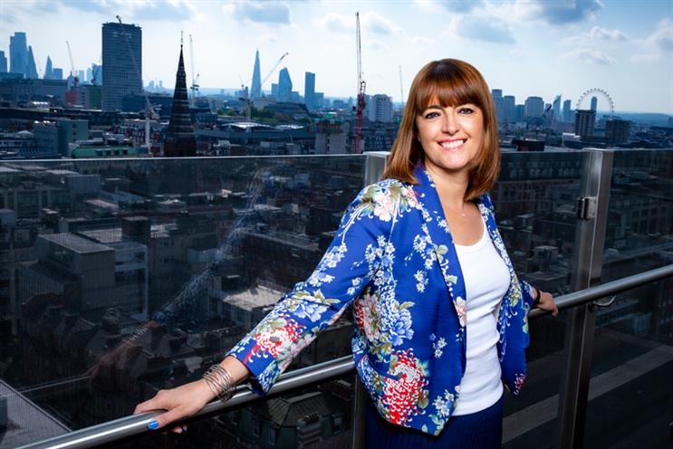 Sophie Timms, corporate affairs director at construction business Kier Group.