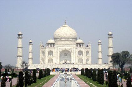 Taj Mahal: Indian Tourist Board targets UK