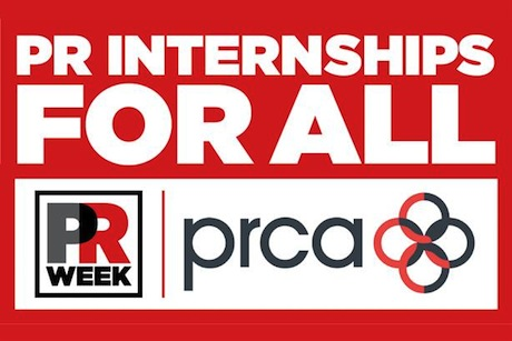 Four more agencies sign up to PR Internships For All