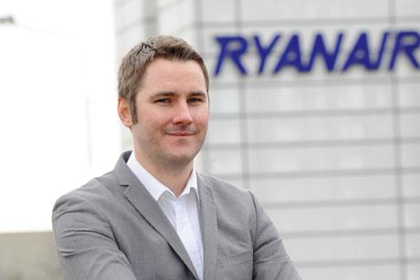 'Worst job in PR': Robin Kiely is Ryanair's new comms head