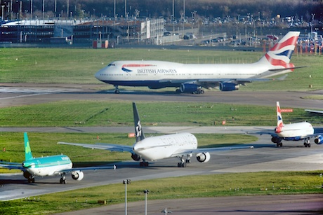 Tipped for expansion: Heathrow (credit: BAA)