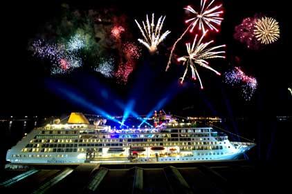 P&O Cruises: 175th anniversary in 2012