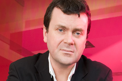 MD of international corporate affairs: Geoff Beattie