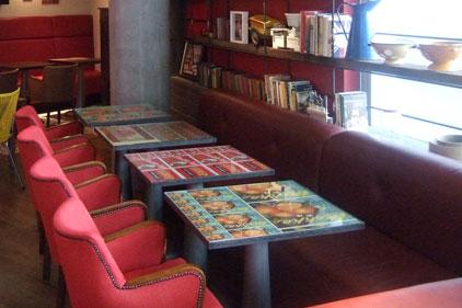 Sustainable restaurant: Leon