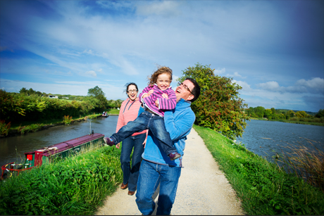 Waterways: The Canal and River Trust was set up this summer
