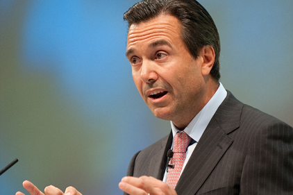 Major changes: Antonio Horta-Osorio took over Lloyds last month