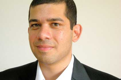 Newly appointed: Zaheer Nooruddin