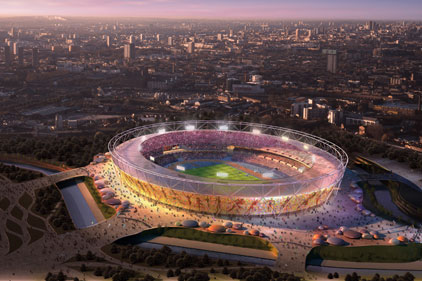 Sponsorship for PR services: 2012 Olympics