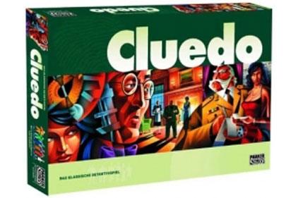 60th birthday: Cluedo