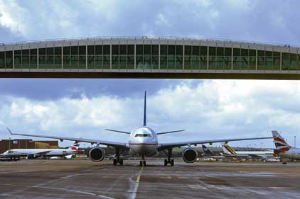Gatwick: wants to showcase its retail offering over Christmas