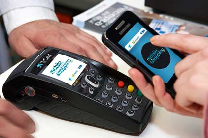 Visa: pioneer in mobile payment technology
