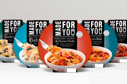 Kerry Foods: Made for You range