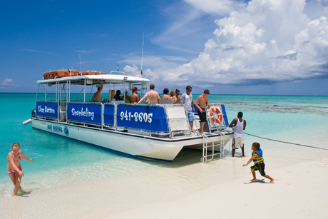 Idyllic The Turks and Caicos Islands are a big attraction for people who like snorkelling, scuba diving and exploring coral reefs