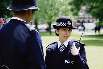 Police: three-quarters of forces have cut media funding